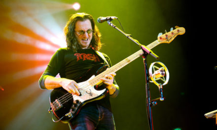 El Jazz Bass de Geddy Lee