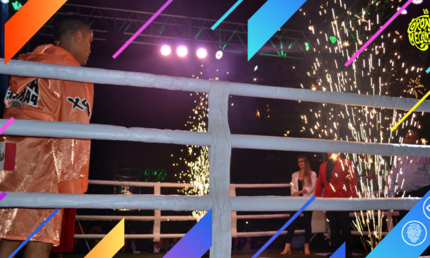 'Dentro del ring' del Sparta Box